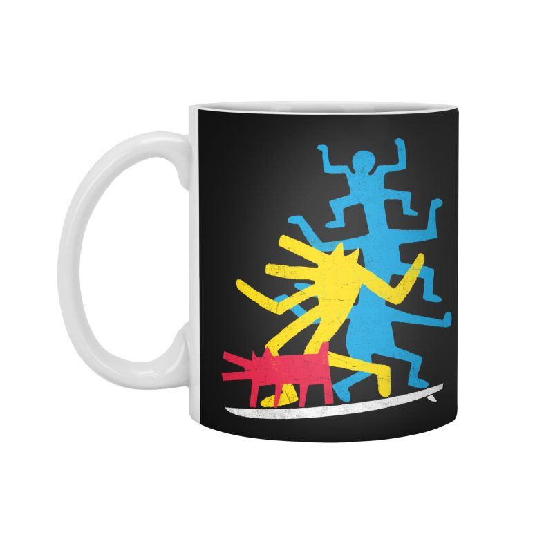 Funboard (threesome version) Accessories Mug by bulo