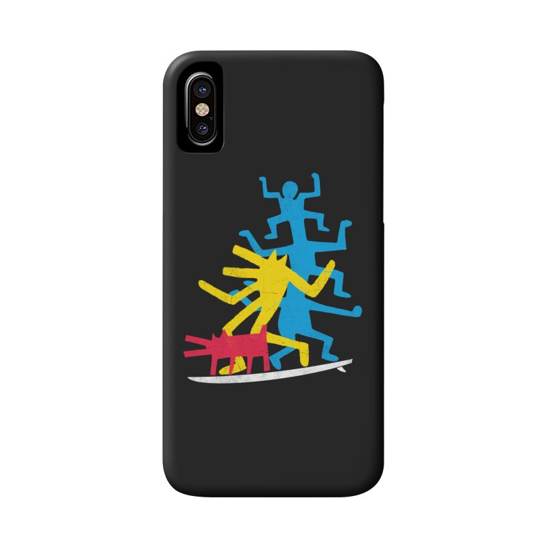 Funboard (threesome version) Accessories Phone Case by bulo