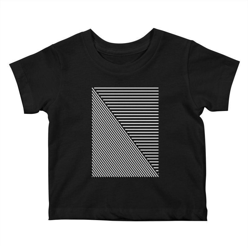 Time and Space Kids Baby T-Shirt by bulo