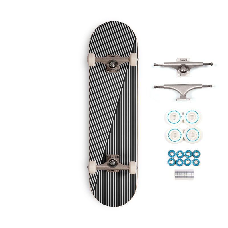 Time and Space Accessories Skateboard by bulo
