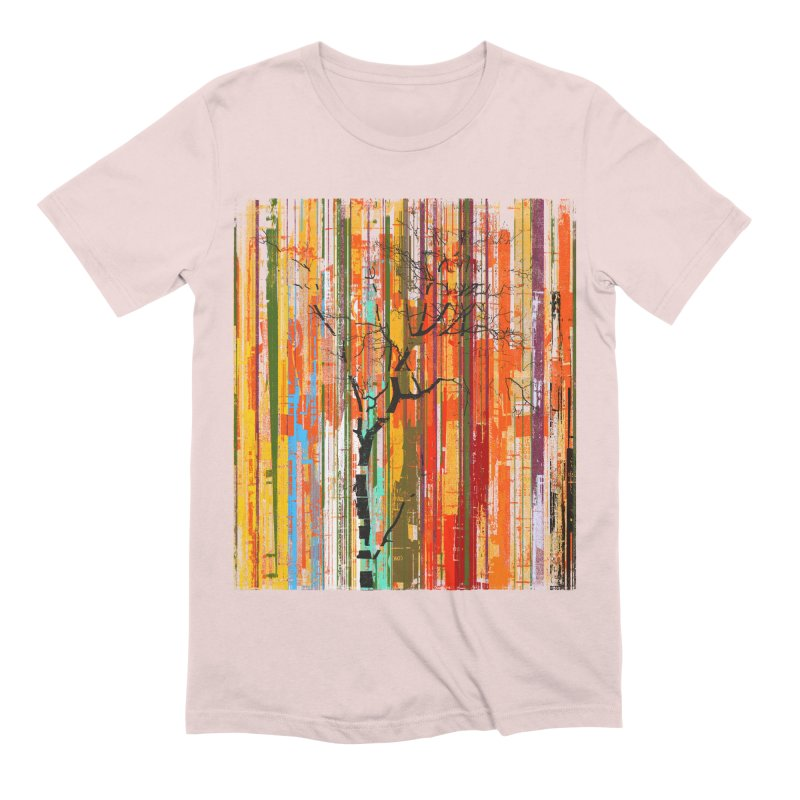 Fusion Autumn (Vertical Version) Men's Extra Soft T-Shirt by bulo