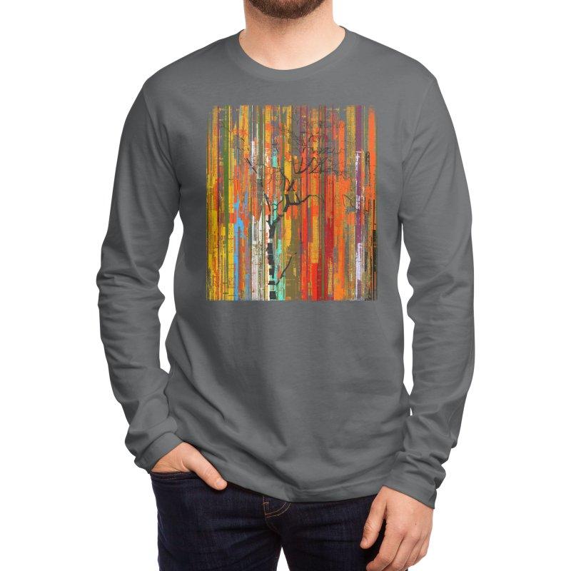 Fusion Autumn (Vertical Version) Men's Longsleeve T-Shirt by bulo