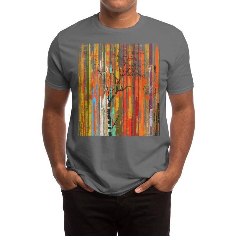 Fusion Autumn (Vertical Version) Men's T-Shirt by bulo