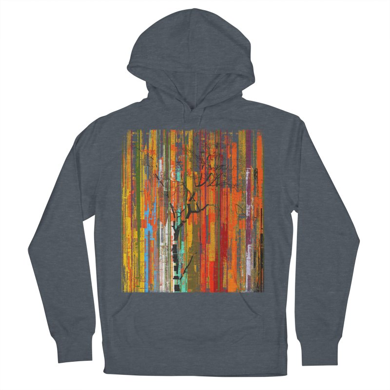 Fusion Autumn (Vertical Version) Women's French Terry Pullover Hoody by bulo