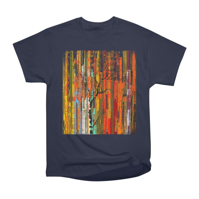 Fusion Autumn (Vertical Version) Women's Heavyweight Unisex T-Shirt by bulo