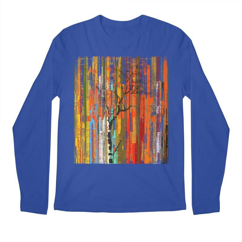 Fusion Autumn (Vertical Version) Men's Regular Longsleeve T-Shirt by bulo