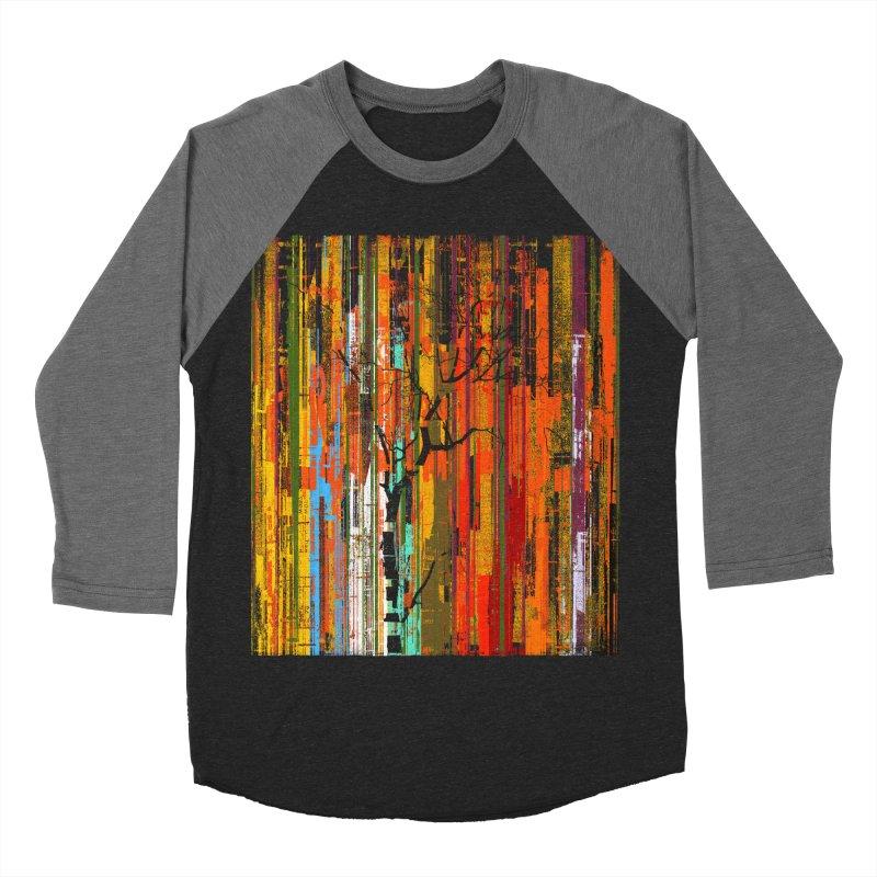 Fusion Autumn (Vertical Version) Women's Baseball Triblend Longsleeve T-Shirt by bulo