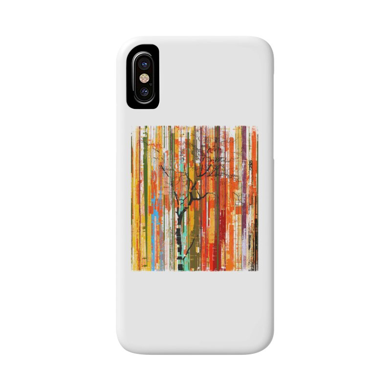 Fusion Autumn (Vertical Version) Accessories Phone Case by bulo