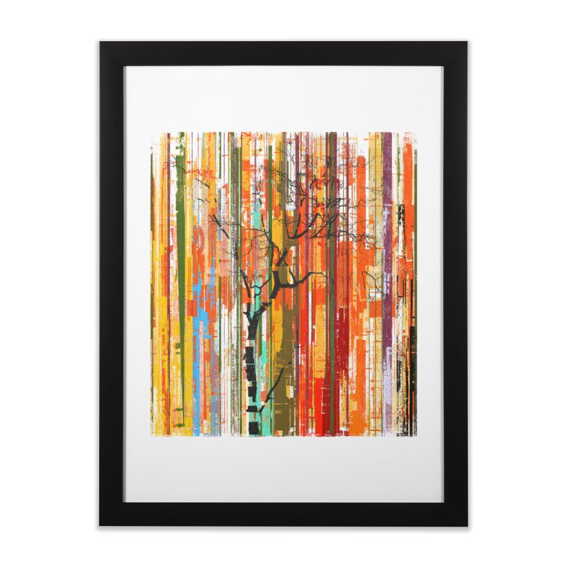 Fusion Autumn (Vertical Version) Home Framed Fine Art Print by bulo