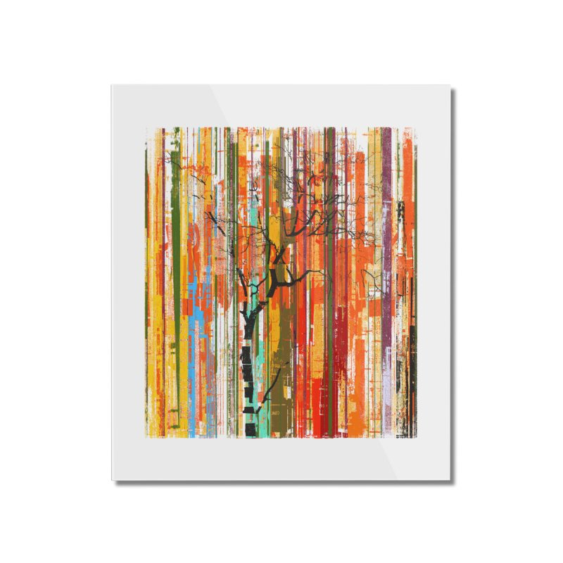 Fusion Autumn (Vertical Version) Home Mounted Acrylic Print by bulo