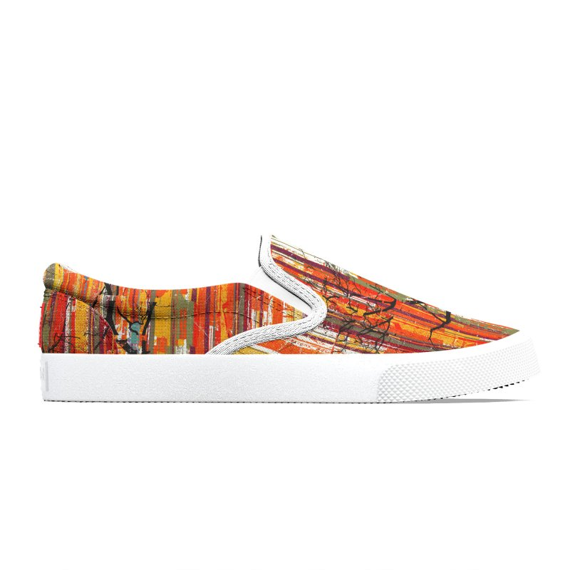 Fusion Autumn (Vertical Version) Women's Shoes by bulo