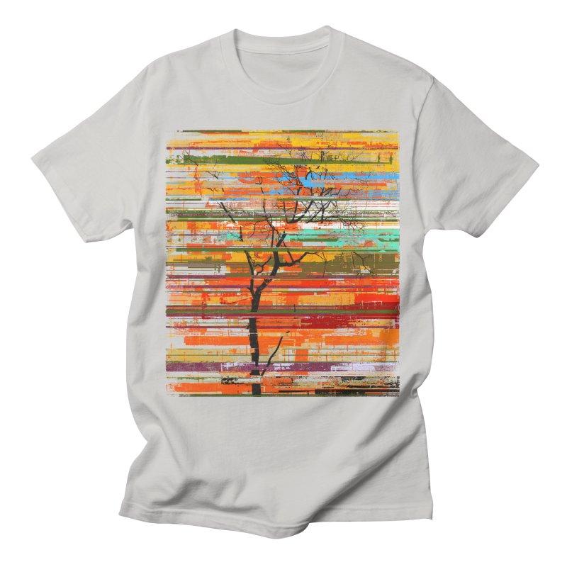 Fusion Autumn Men's T-Shirt by bulo