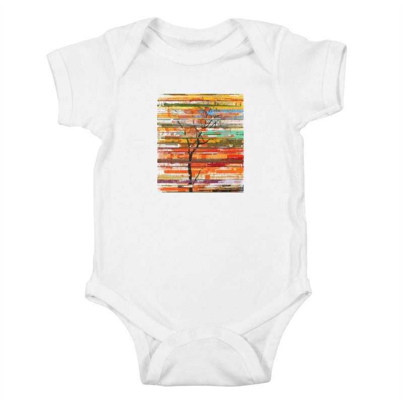 Fusion Autumn Kids Baby Bodysuit by bulo
