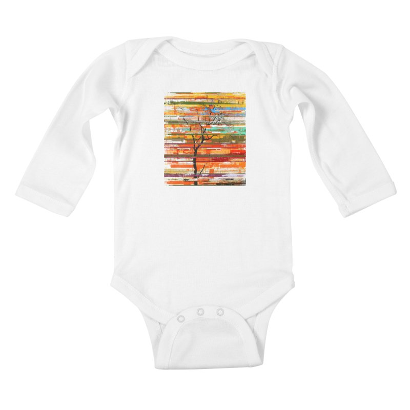 Fusion Autumn Kids Baby Longsleeve Bodysuit by bulo