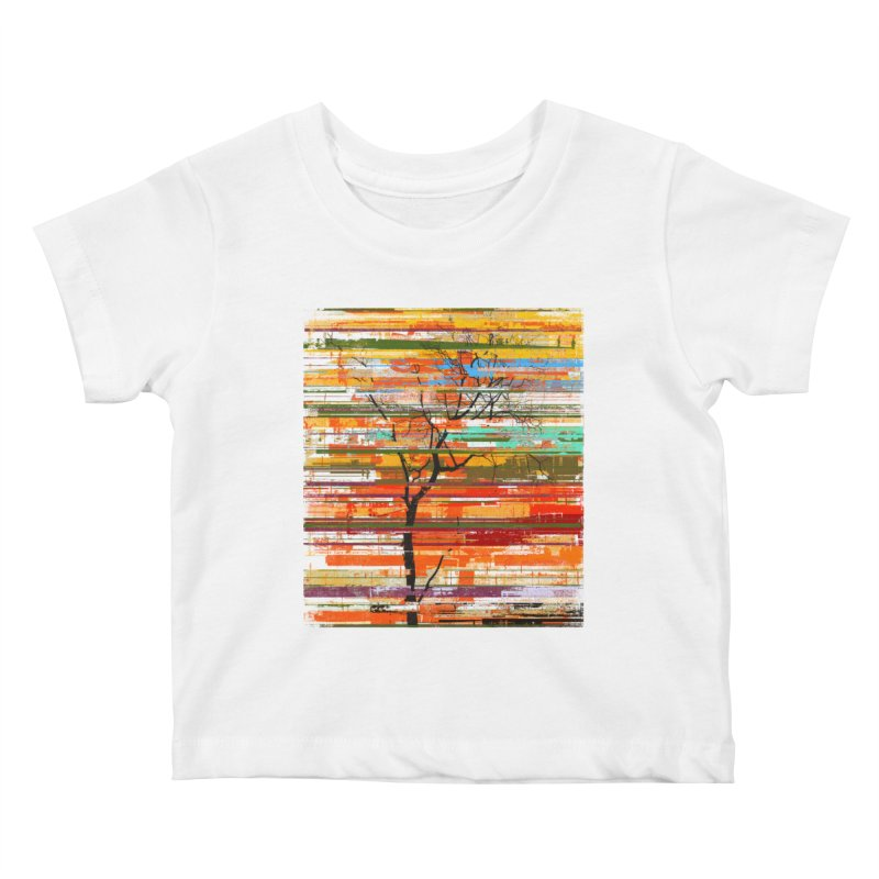 Fusion Autumn Kids Baby T-Shirt by bulo