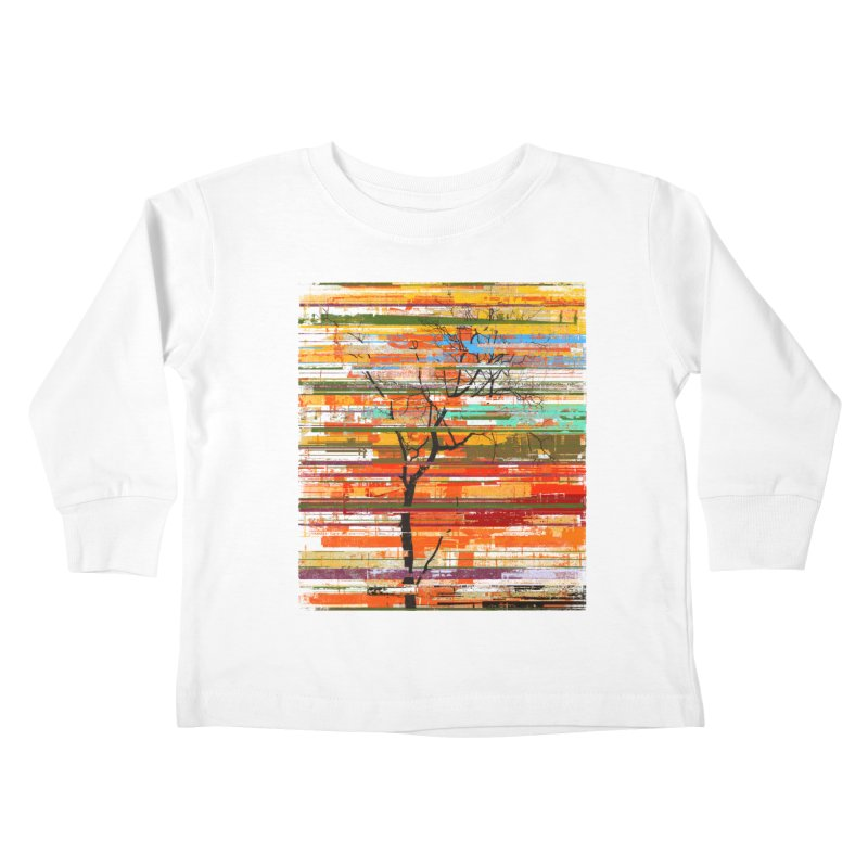 Fusion Autumn Kids Toddler Longsleeve T-Shirt by bulo
