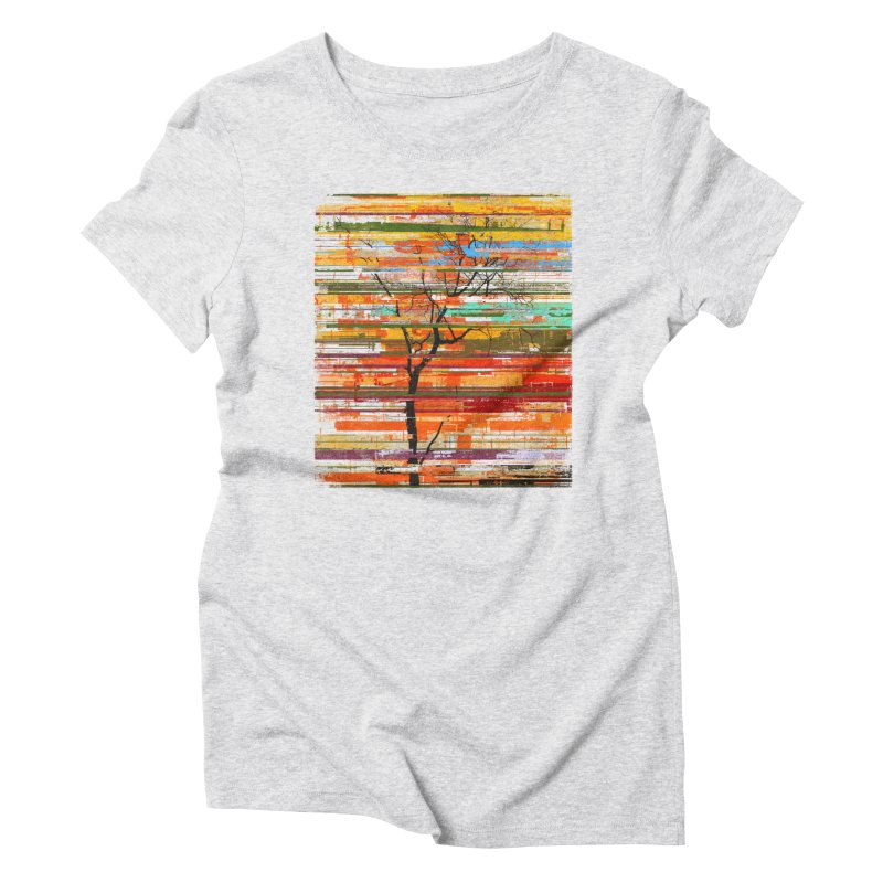 Fusion Autumn Women's Triblend T-Shirt by bulo