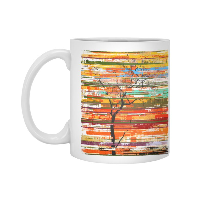Fusion Autumn Accessories Mug by bulo
