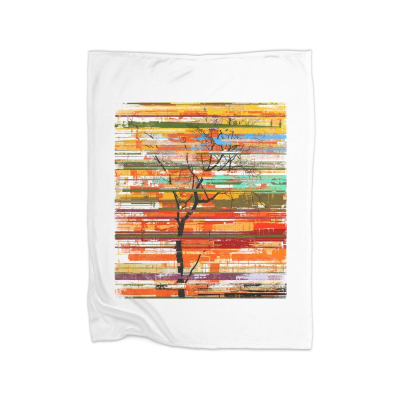 Fusion Autumn Home Blanket by bulo