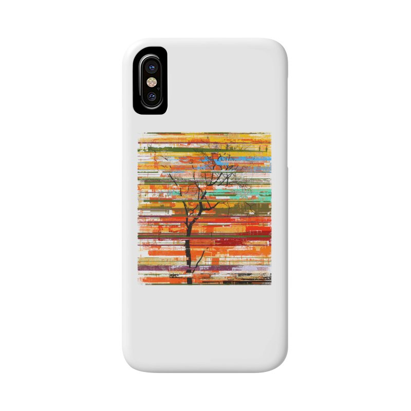 Fusion Autumn Accessories Phone Case by bulo
