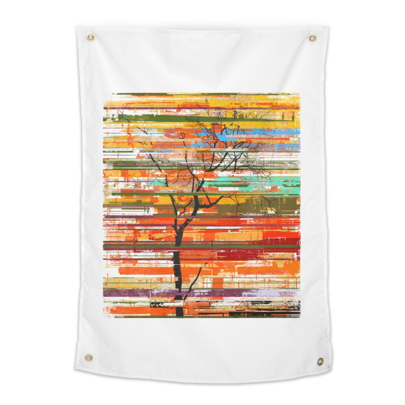 Fusion Autumn Home Tapestry by bulo