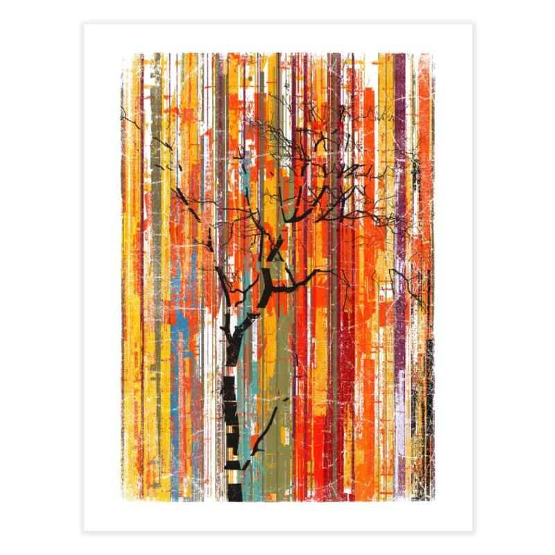 Fusion Autumn Home Fine Art Print by bulo