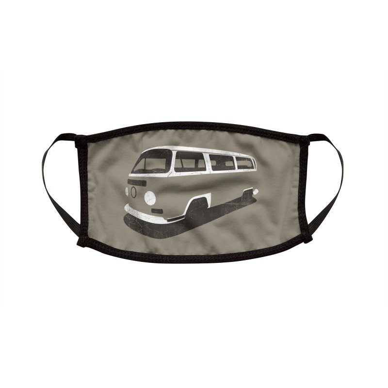 Van (vintage version) Accessories Face Mask by bulo