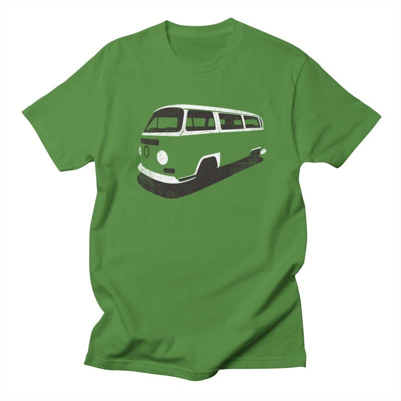 Van in Men's T-shirt Clover by bulo