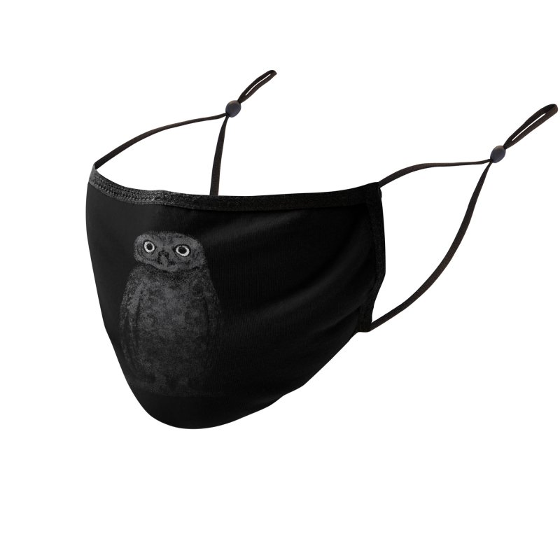 Nightwatcher Accessories Face Mask by bulo
