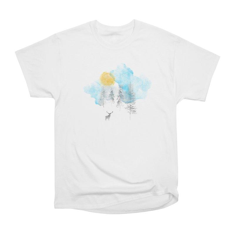 Misty Women's Heavyweight Unisex T-Shirt by bulo
