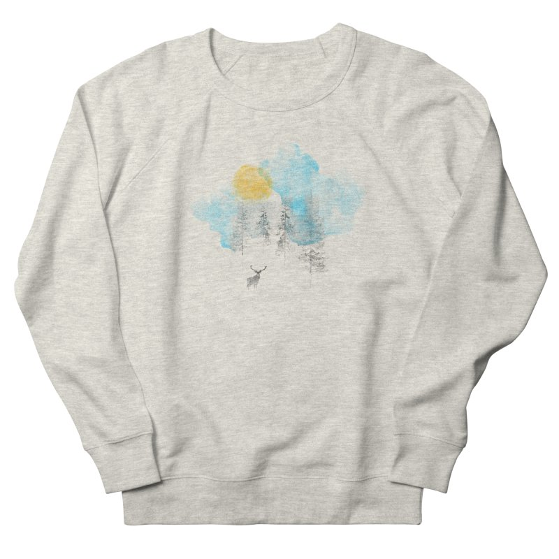 Misty Women's French Terry Sweatshirt by bulo