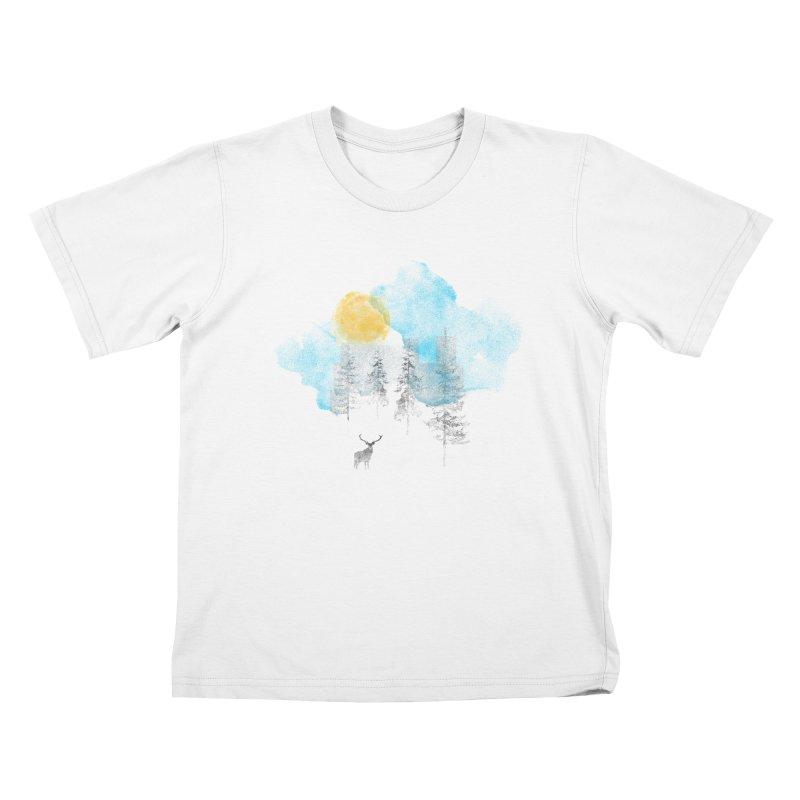 Misty Kids T-Shirt by bulo