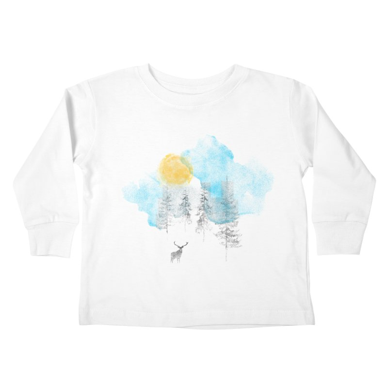 Misty Kids Toddler Longsleeve T-Shirt by bulo