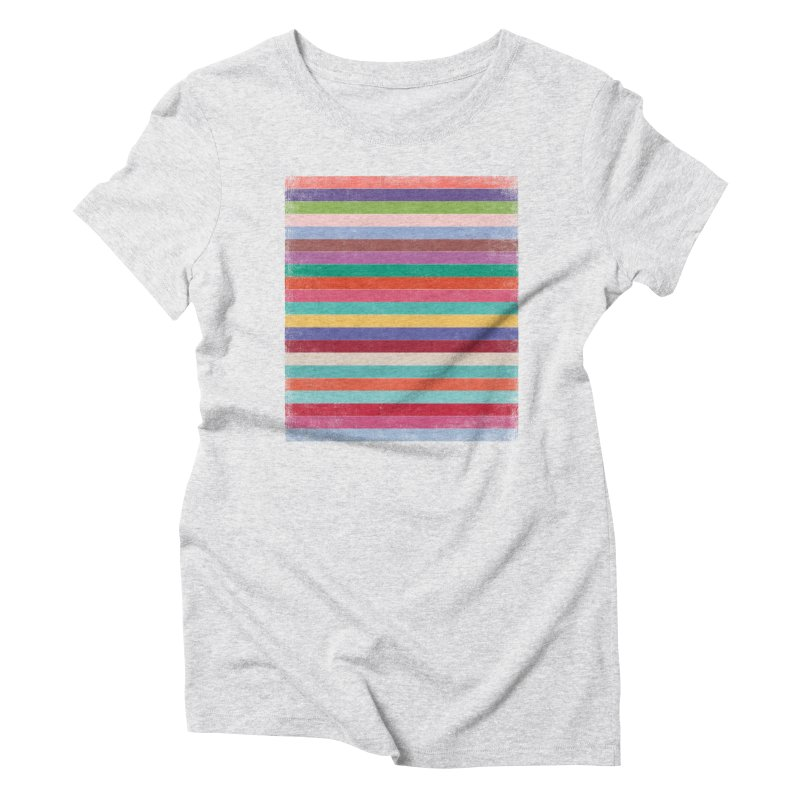 Pantonelogy Women's Triblend T-Shirt by bulo