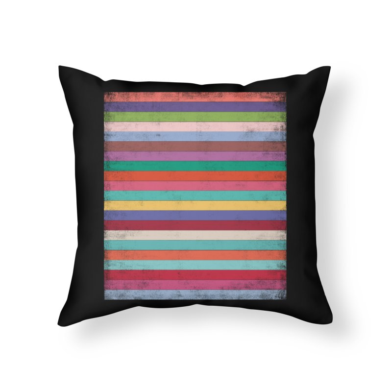20 Years Challenge Home Throw Pillow by bulo