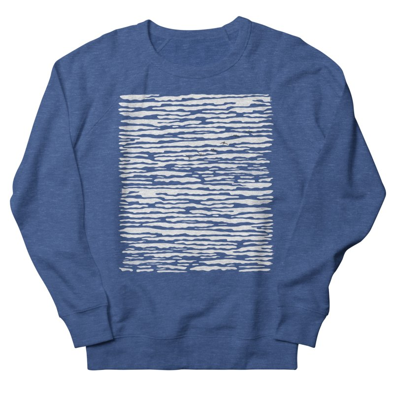 Journey to Summer Men's French Terry Sweatshirt by bulo