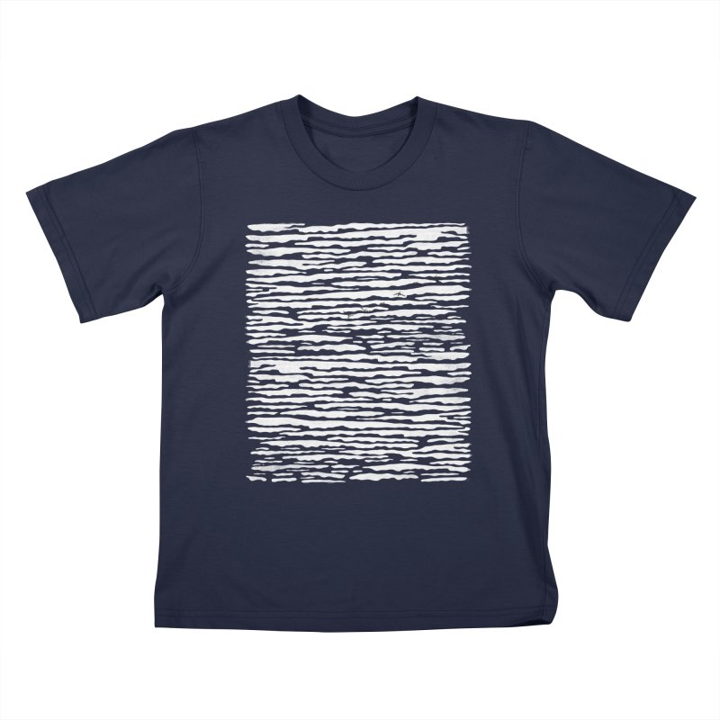 Journey to Summer Kids T-Shirt by bulo