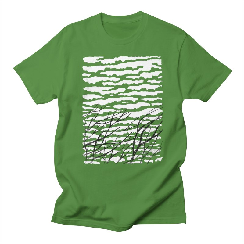 Windy in Men's T-shirt Clover by bulo