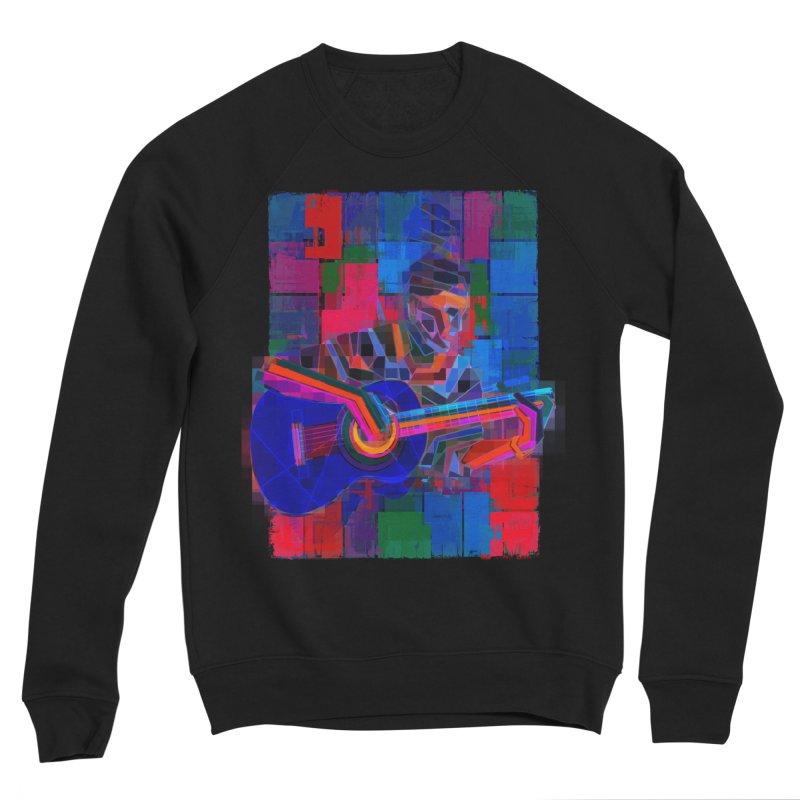 Tropicalismo Women's Sponge Fleece Sweatshirt by bulo