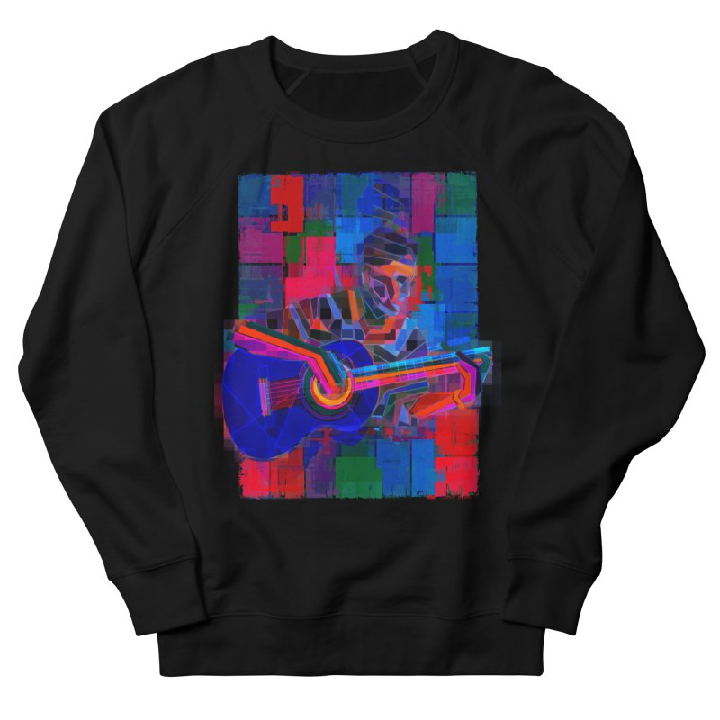 Tropicalismo Men's French Terry Sweatshirt by bulo