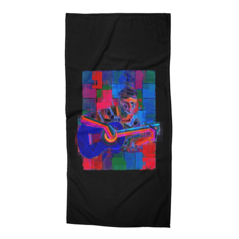 Tropicalismo Accessories Beach Towel by bulo