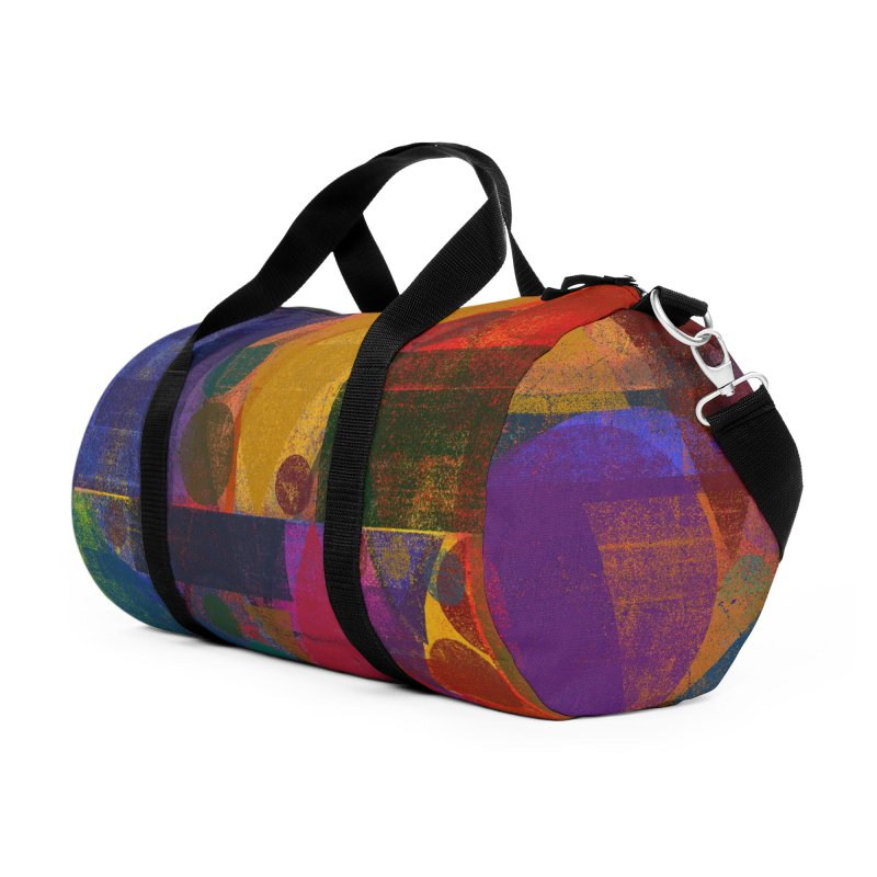 Synthetase Accessories Duffel Bag Bag by bulo