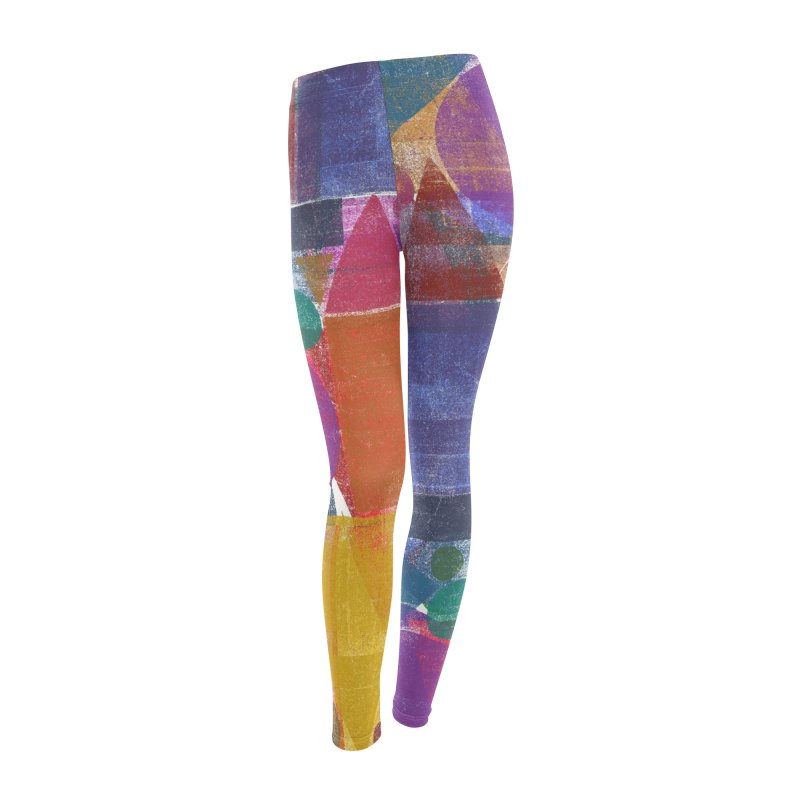 Synthetase Women's Leggings Bottoms by bulo