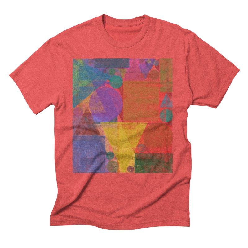 Synthetase Men's Triblend T-Shirt by bulo