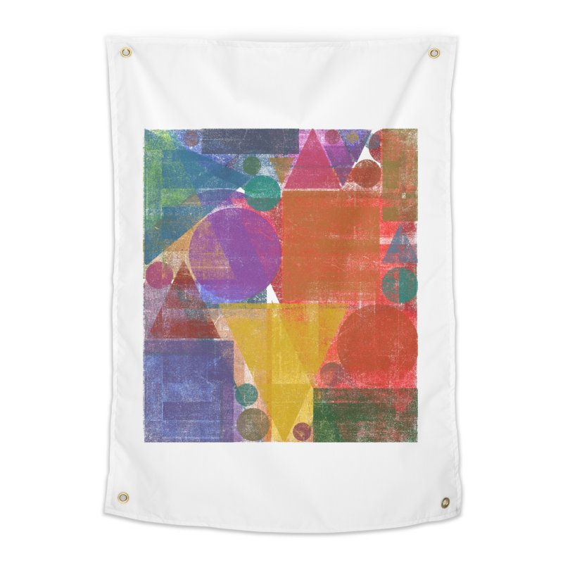 Synthetase Home Tapestry by bulo
