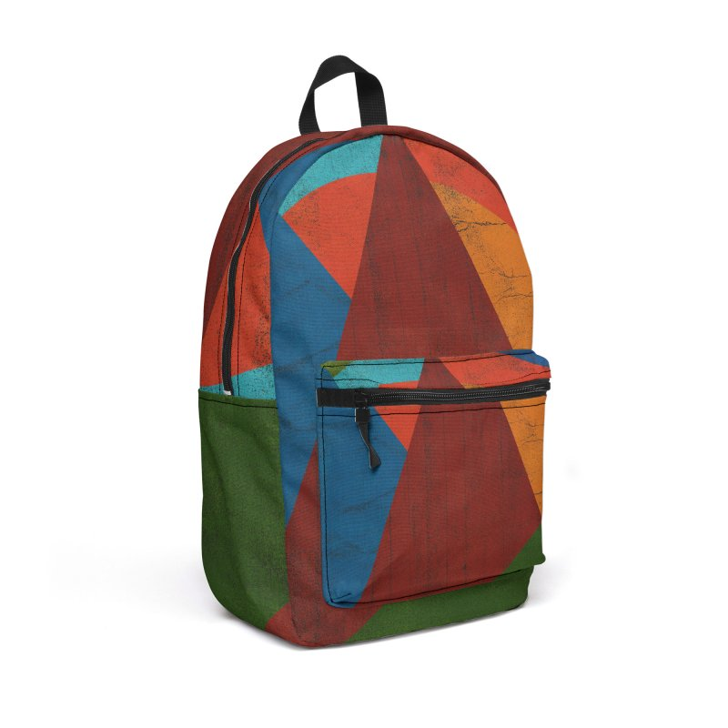 Sunrise (rework) Accessories Backpack Bag by bulo