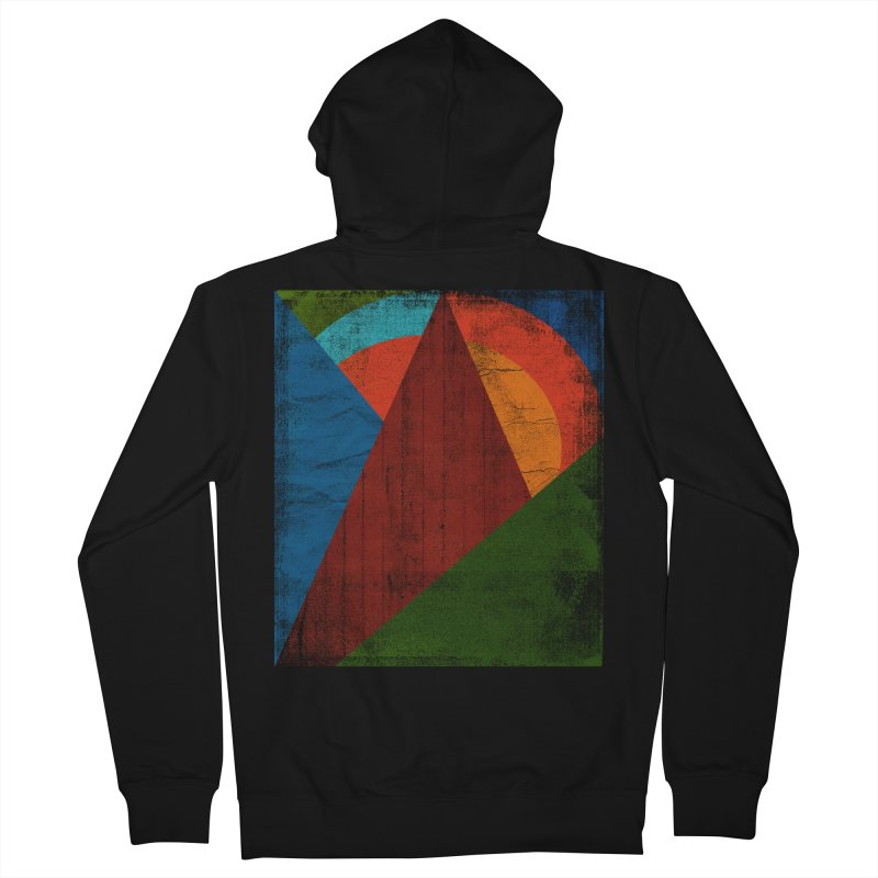 Sunrise (rework) Women's French Terry Zip-Up Hoody by bulo