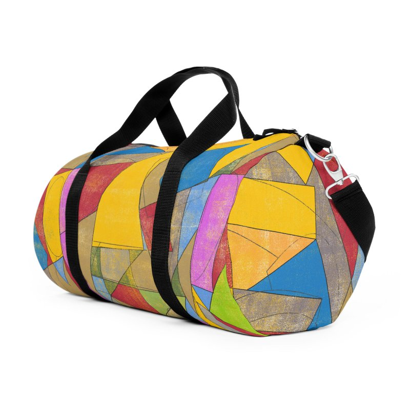 Picasso's face Accessories Duffel Bag Bag by bulo