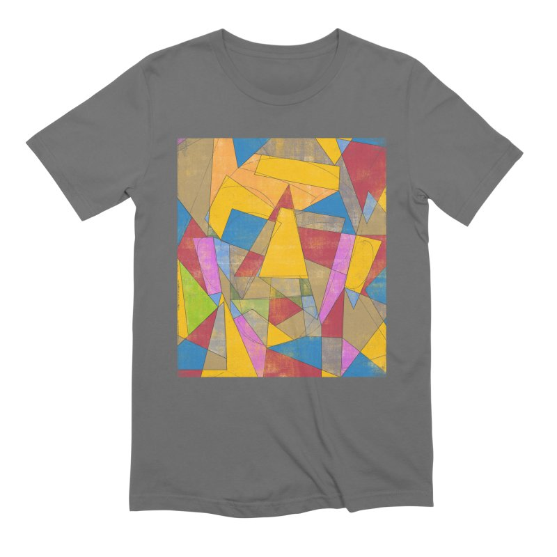 Picasso's face Men's T-Shirt by bulo