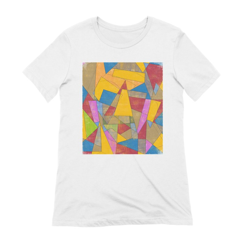Picasso's face Women's Extra Soft T-Shirt by bulo